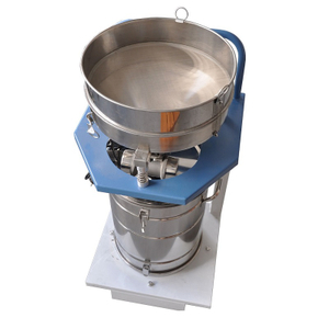 Semi-auto Powder Sieving Machine, Recovery Powder Sieving Machine