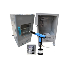 Lab Mini Powder Coating Equipmemt Package